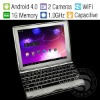 9.7 Inch Metal Ultra-thin Tablet with Bluetooth Keyboard, Android 4.0,CPU 1.5GHz, RAM 1GB, 16GB Flash, Capacitive IPS Screen