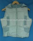 children's fashion winter padded jacket sleeveless for 2-6 years girls