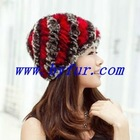 FY-MZ001 Rex Rabbit Fur Winter Hat Alibaba Express