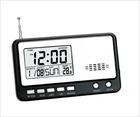 Best Selling Digital Calendar Clock with FM Radio
