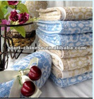 soft bamboo fiber towel bath