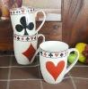 2012 new design ceramic coffee mug