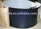 144W Amorphous silicon flexible solar panel Peel & stick polymer laminated