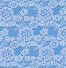 Rigid lace fabric