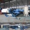 horizontal vacuum filter press