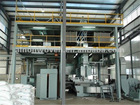S SS SMS PP SPUNDONDED NONWOVEN FABRIC PRODUCTION MCHINE