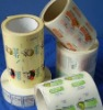 printing adhesive lable rolls
