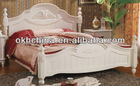 1.8M Double Bed -solid wood/ Classical/ European Style
