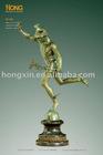 EP-445 statue sculpture smalll bronze sculpture sculpture stand