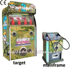 Fast Gunman lottery redemption shooting simulator game machine