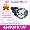 Removable Battery and memory card, hidden HD 1280*720 micro camera watch