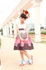 kids dress,2011 summer fashion dresses for girls -2161