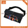 Latest fashional design sports waist/belt bag with car print