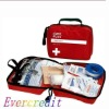 Travelling medical first aid kit bag