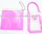 Transparent- pvc bag