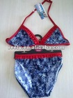 girls' swimwear/beachwear/bikini set