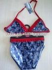 girls' swimwear/beachwear/bikini set