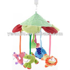 Creative music crib hanging bell music box