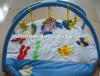 Wave bed,portable infant cradle bed,kids portable beds