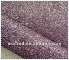 Glitter mesh fabric for shoes