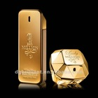 gold plating million perfume box