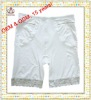 Soft Material Lace Lady Short Underwear