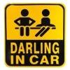 reflex sticker,Reflective label,car sticker