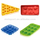 2012 silicone Ice cube Flexible beer shape ice cube tray silicone