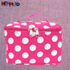Fashion polka dot cheap cosmetic case (CS-302454)