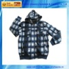 BU-778 Mens Printed Fleece Jackets
