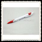 2012 promotional plastic ballpoint pen