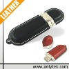 Hot seller Leather USB Flash Drive