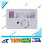 UHF Frequency samrt card with Alien 9662 chip for rfid card