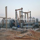 used tire refining machine with efficient environmental protection