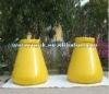 plastic anti-UV mini quick set rainwater barrel