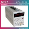 MCH-305A model dc power supply,0-30V/5A continuously variable ,single output