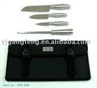 3pcs picnic knife set w/Bag.