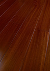 Iroko (Okan) Engineered Wood Flooring with Ipe Color