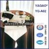 YAGAO Jacquard Table Cloth, Napkin, Table Runner YG-A02