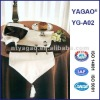 YAGAO Jacquard Table Cloth, Napkin, Table Runner YG-A02