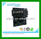 OEM 4 Layers Black Ink PCB