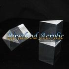 Clear acrylic display block