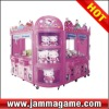 funny and lovely pink crane claw machine for sale