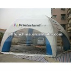 white Inflatable spider tent, inflatable party tent, inflatable welded tent,inflatable shelter