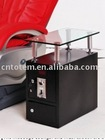 Coin acceptor for Massage Chair