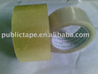 Transparent color bopp packing adhesive tape for carton sealing