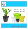 2012 Hot selling melamine flowerpot