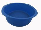 big round basin, silicone cake pan, pizza pan, food basket