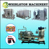 whirlston automatic carbonated juice plant