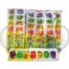 7 in 1 Assorted fruit jelly